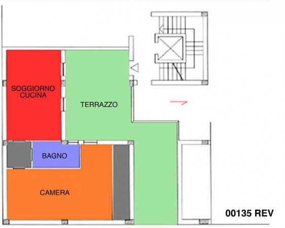 Vendita  bilocale Spoltore Via Pescara 1 853996