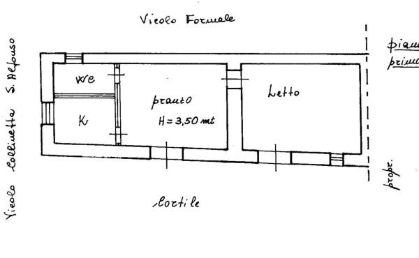 Vendita  bilocale Maddaloni Via Ponte Carolino 1 853152