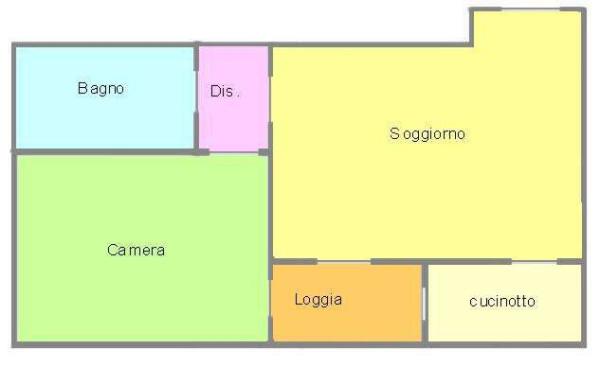 Vendita  bilocale Roncadelle Via Martiri Della Libertà 1 872840