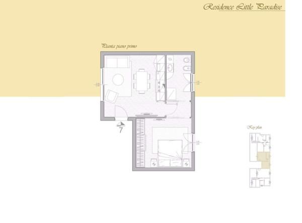 Vendita  bilocale Toscolano Maderno Via Caronte 1 1057123