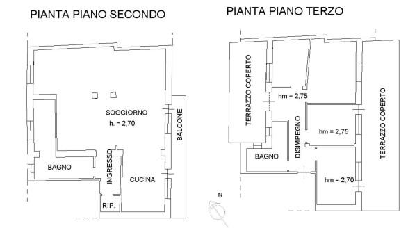 Appartamento in vendita a vicoforte piazza luigi melano for Enormi planimetrie