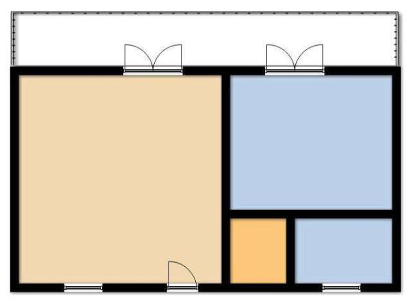 Affitto  bilocale Lucca Via Villa Pardini 1 847471