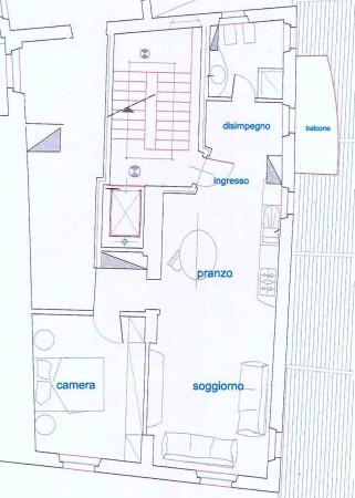 Vendita  bilocale Ancona Via Antonio Gramsci 1 847028