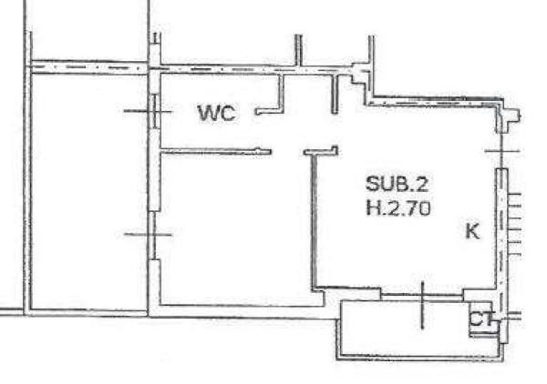 Affitto  bilocale Busto Arsizio Via Lonate Pozzolo 1 1095713