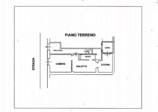 Vendita  bilocale Firenze Via Vincenzo Chiarugi 1 847915