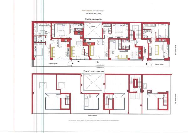 Loft open space in affitto a milano via privata raimondo for Open plan planimetrie