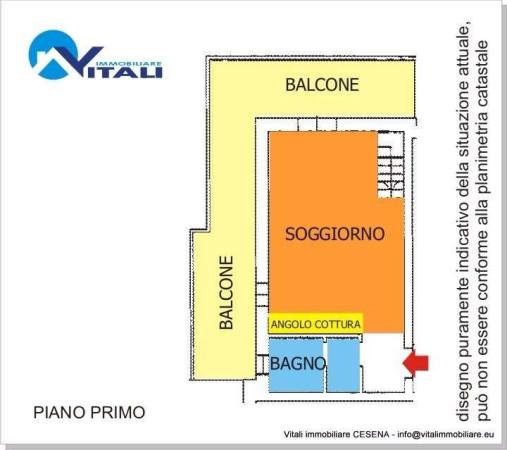 Vendita  bilocale Cesena Via Montaletto 1 846710