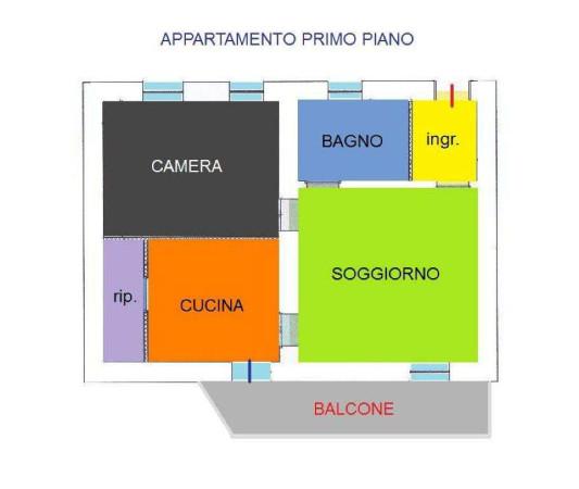 Vendita  bilocale Viterbo Via Della Pettinara 1 910233