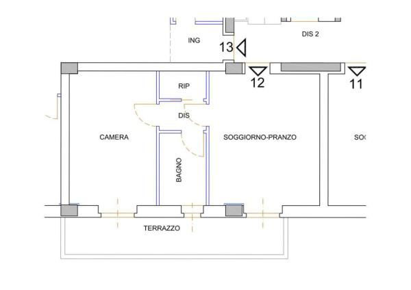 Vendita  bilocale Foligno Via Corta Di Colle 1 901875