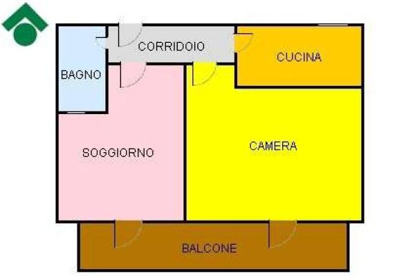 Vendita  bilocale Casagiove Viale Trieste 1 873005