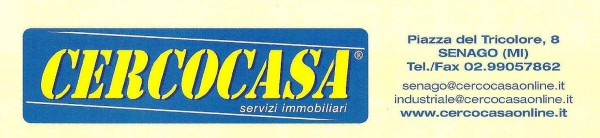 Vendita  bilocale Senago Via Camillo Benso Conte Di Cavour 1 898072