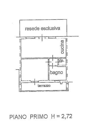 Vendita  bilocale Lucca Via Sarzanese 1 847462
