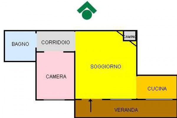 Vendita  bilocale Oulx Via Ghiotti Riccardo, 49 1 863773