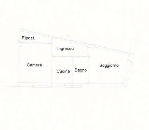 Vendita  bilocale Rivarolo Canavese Viale Flavio Berone 1 880154