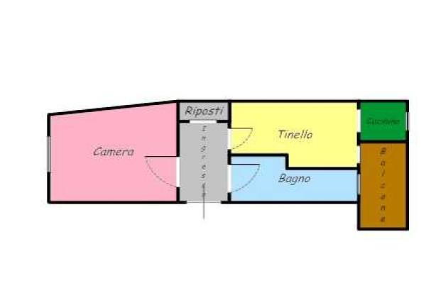Vendita  bilocale Torino Corso Taranto 1 875903