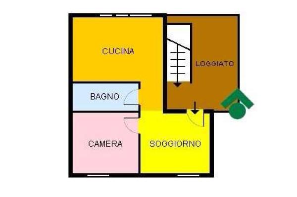 Vendita  bilocale Canzo Via Pretorio, 4 1 897146