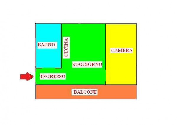 Vendita  bilocale Alba Corso Bra 1 911524
