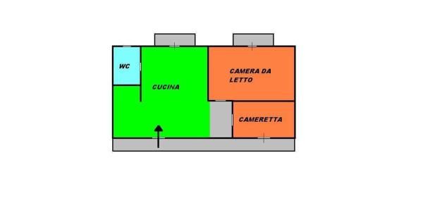 Vendita  bilocale Acerra Via San Giorgio 1 915937