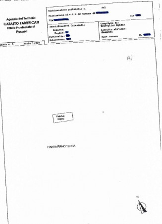 Vendita  bilocale Mondolfo  1 920175