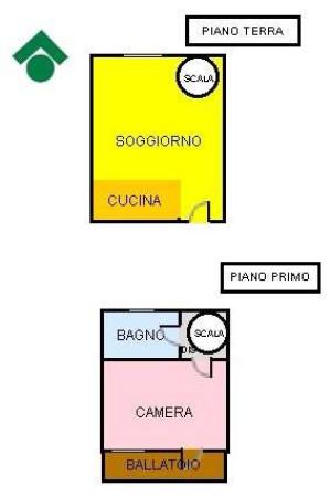 Vendita  bilocale Vanzago Via Roma, 83 1 896601