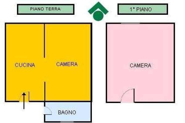 Vendita  bilocale Casalnuovo di Napoli Via Vittorio Emanuele Iii 1 853181