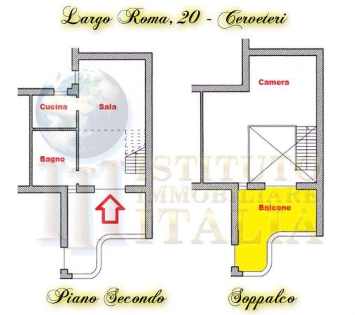 Vendita  bilocale Cerveteri Largo Roma 1 924193