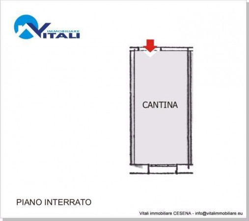 Vendita  bilocale Cesena Via San Vittore 1 929202