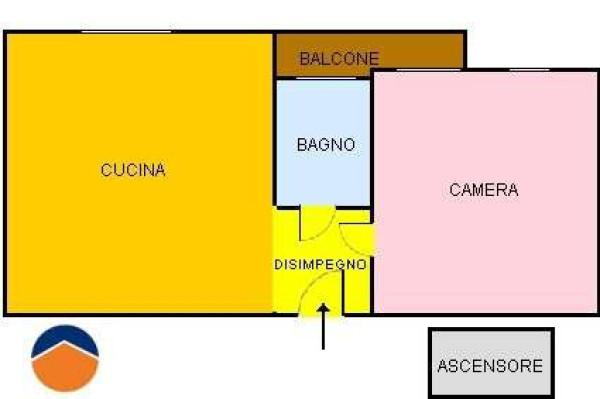 Vendita  bilocale Torino Via Assisi, 15 1 929606