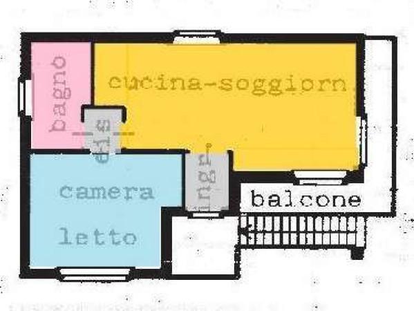 Vendita  bilocale Viverone Strada Comuna - Masseria 1 934946