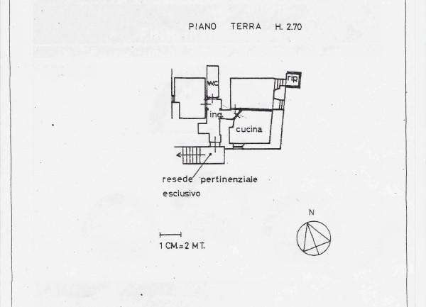 Vendita  bilocale Gambassi Terme  1 936018
