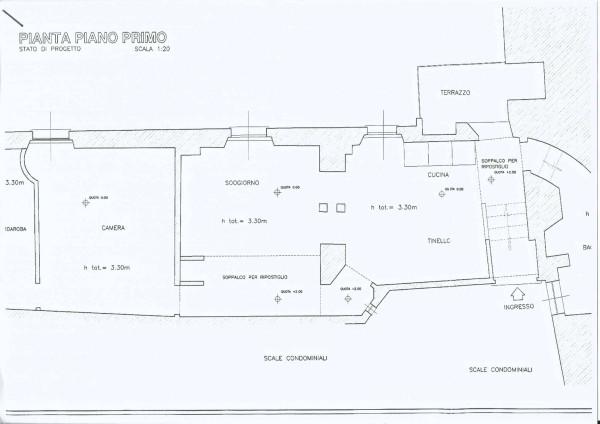 Affitto  bilocale Perugia Via Cartolari 1 902121
