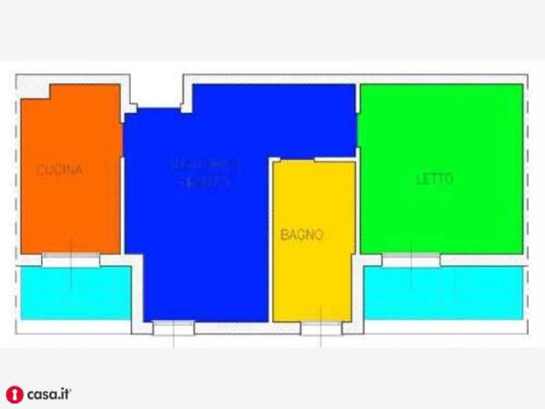 Vendita  bilocale Pesaro Pesaro 1 940243