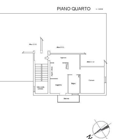 Vendita  bilocale Bologna Via Bruno Monterumici 1 940454
