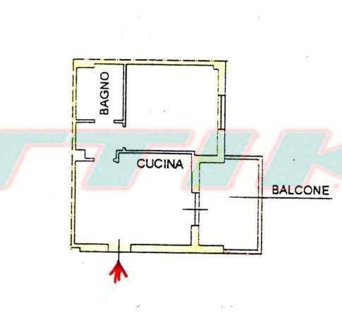 Vendita  bilocale Fano Via Della Stazione 1 484971
