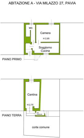 Vendita  bilocale Pavia Via Milazzo 1 944189