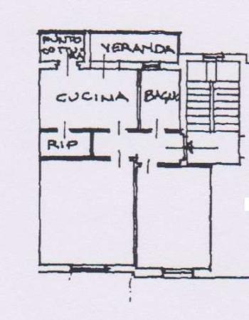 Vendita  bilocale Firenze Via Delle Panche 1 938450