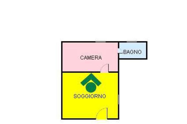 Vendita  bilocale Sant Agnello Via Iommella Grande, 85 1 945108
