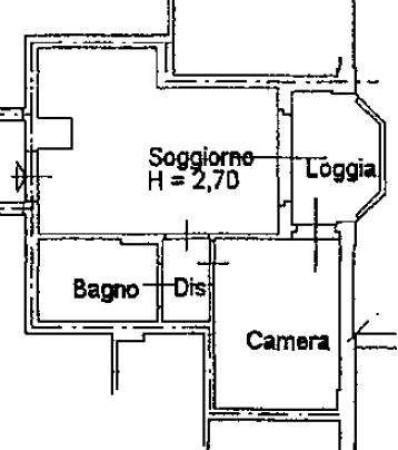 Vendita  bilocale Busto Arsizio Via Silvio Pellico 1 946491
