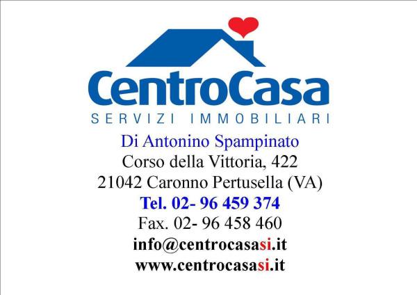 Vendita  bilocale Caronno Pertusella Via Giuseppe Verdi 1 936286