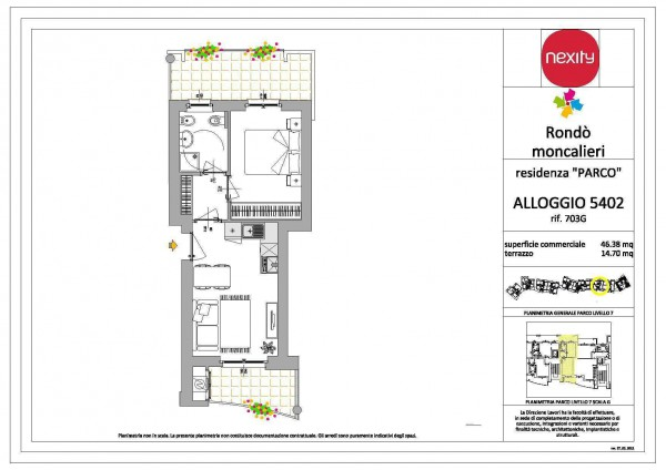 Vendita  bilocale Moncalieri Via Peschiera 1 949521