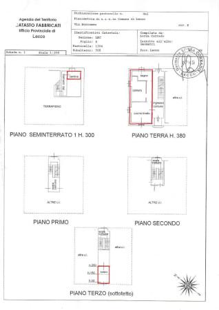 Vendita  bilocale Lecco Via Federico Borromeo 1 950755