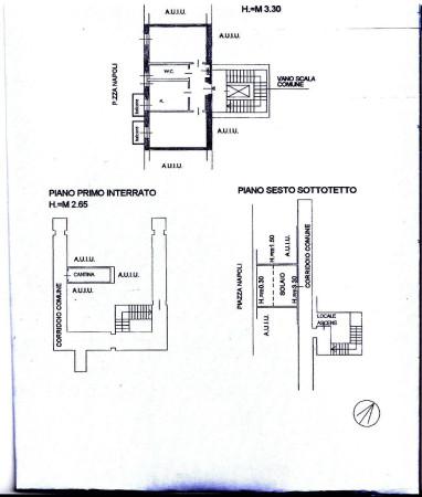 Vendita  bilocale Milano Piazza Napoli 1 417164