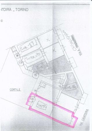 Vendita  bilocale Torino Via Andrea Cesalpino 1 948482