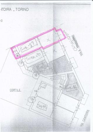 Vendita  bilocale Torino Via Andrea Cesalpino 1 948483