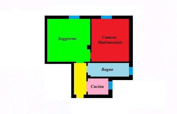 Vendita  bilocale San Lazzaro di Savena Via Renato Torreggiani 1 960516