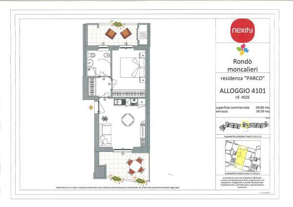 Vendita  bilocale Moncalieri Via Peschiera 1 949519