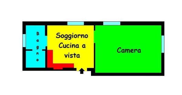 Vendita  bilocale Sesto San Giovanni Via G. Rovani 1 998757