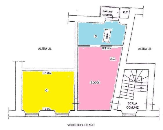 Vendita  bilocale Tivoli Vicolo Pilaro 1 996092