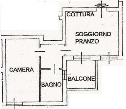 Vendita  bilocale Brugherio Via Dante 1 924774