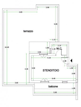 Vendita  bilocale Cavallino Piazza Oronzo Pranzo Zaccaria 1 1003488